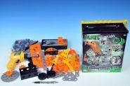 Конструктор с электродрелью-шуруповертом RedBox (200 деталей)