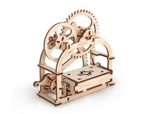 Конструктор 3D-пазл Ugears - Шкатулка