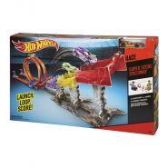 """Hot Wheels Игровой набор """"Суперскоростная трасса"""" DJC05 Mattel"""