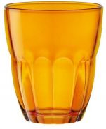 "Набор стаканов Bormioli Rocco ""Ercole"" оранжевый 3 шт. Италия B387140BL"
